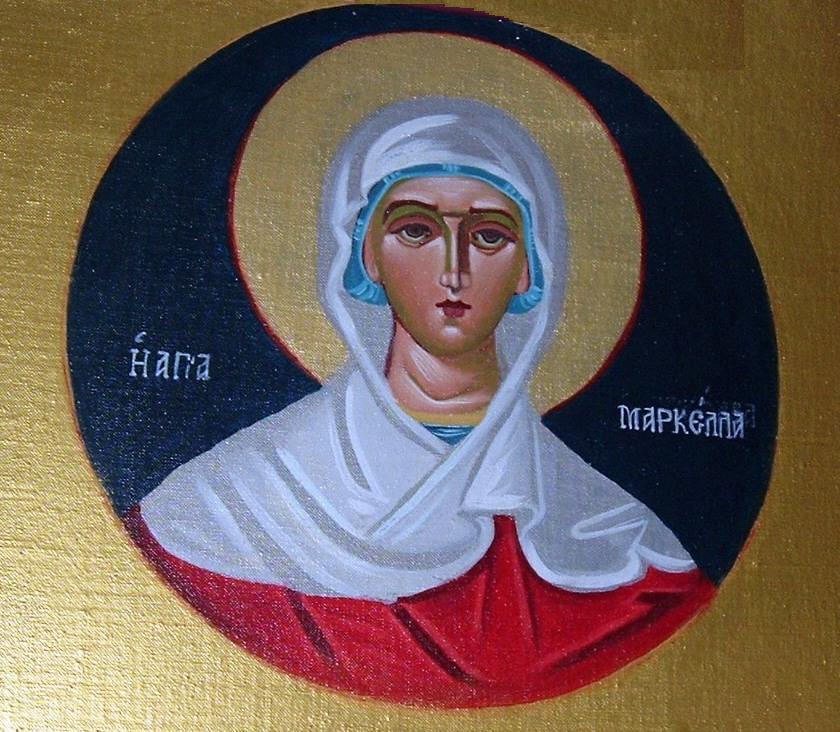 Saint Markella Saint Markella of Chios